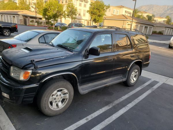 2000 Toyota 4runner SR5- needs electrical work for Sale in ...