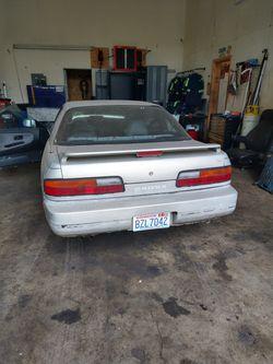 1993 Nissan 240sx Thumbnail