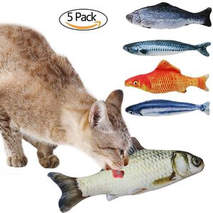 *Buy One Get 5 Free* Brand New Interactive Catnip Emulational Fish Toys For Cat + Free Gifts for Sale in San Diego, CA