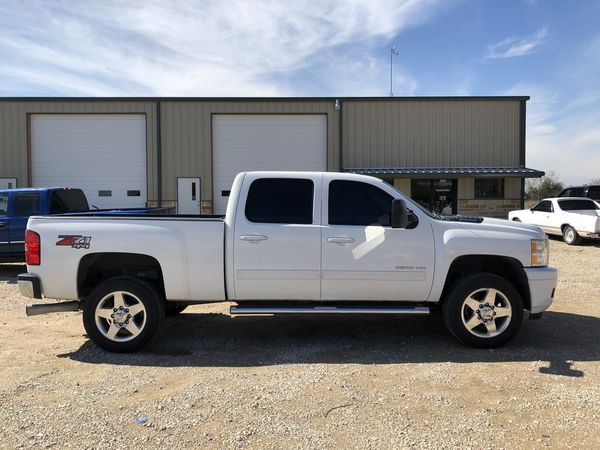 Duramax Diesel For Sale >> 2012 Chevrolet Silverado 2500hd 4x4 Ltz Duramax Diesel For Sale In Greenville Tx Offerup