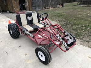 Photo Yerf dog go cart /dune buggy