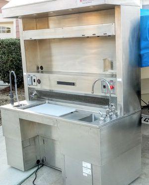 Sakura Tissue-tek Accu-edge Grossing Station for Sale in Coronado, CA