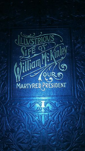 1901 1stedition life of William McKinley our martyred preident7 for Sale in Salt Lake City, UT