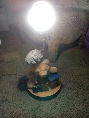 Teddy bear lamp for Sale in Atlanta, GA