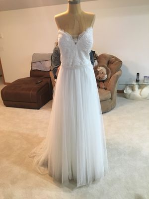 Ivory Wedding Dress For In Springfield Mo