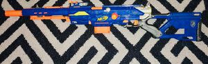 Nerf N-Strike Longstrike CS-6 Dart Blaster for Sale in Frederick, MD