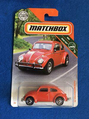 Photo Hot Wheels & Matchbox 62 Volkswagen Beetle
