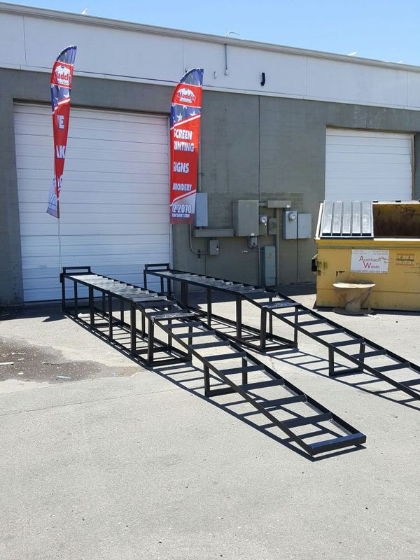 Auto Display Ramp Dealership Car Ramps For Sale In Tucson