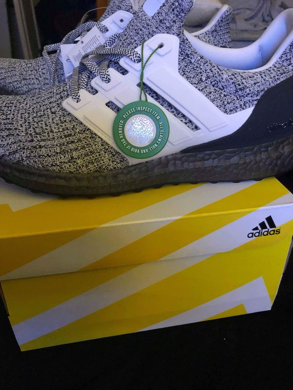Cookies and cream ultra boost 4.0 DS with Stock X receipt..size 10 for ... f56be7098
