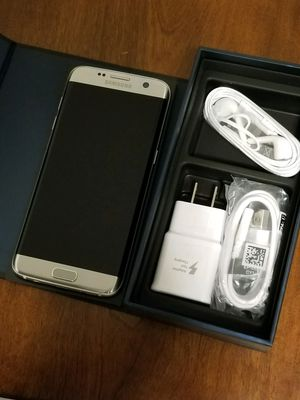 Samsung Galaxy S7 Edge. Factory Unlocked for Any SIM Any Country Any Carrier for Sale in Fort Belvoir, VA