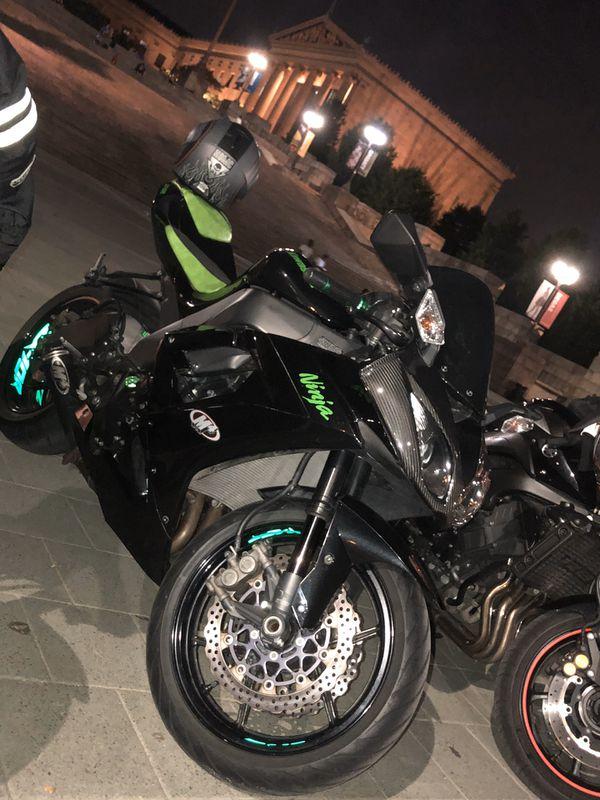 2010 kawasaki ninja zx10r