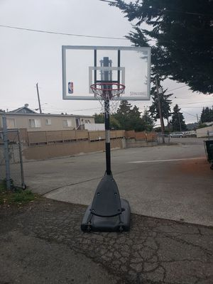 Basketball hoop for Sale in Seattle, WA
