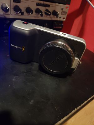Blackmagic Pocket Cinema Camera for Sale in Orlando, FL