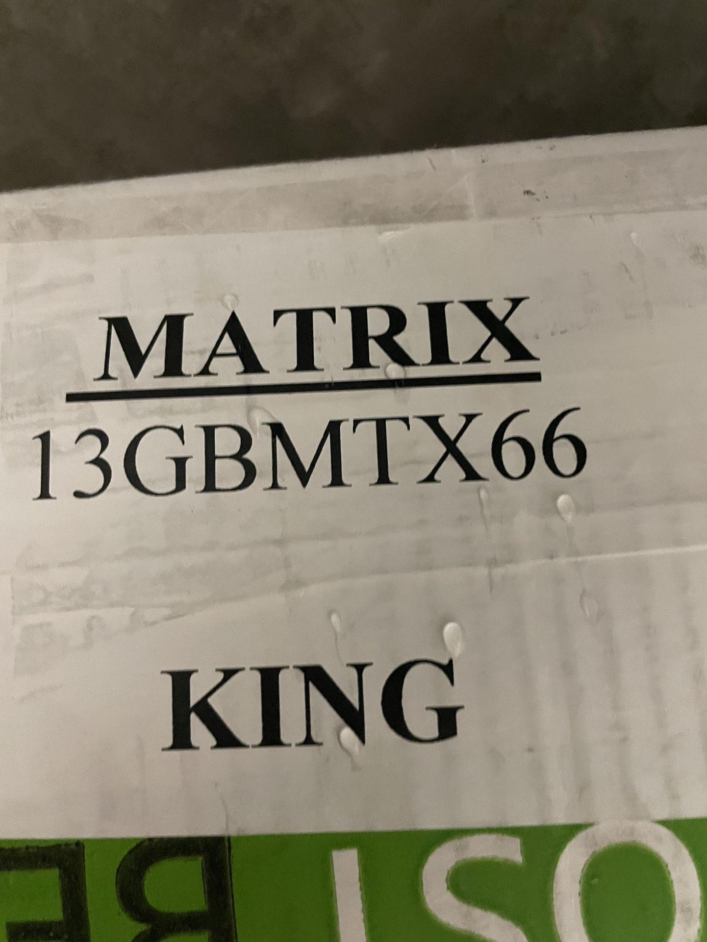 GhostBed 3D Matrix King Mattress