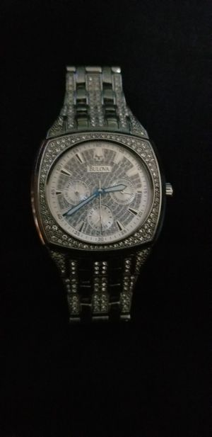 Photo Bulova Crystal Watch