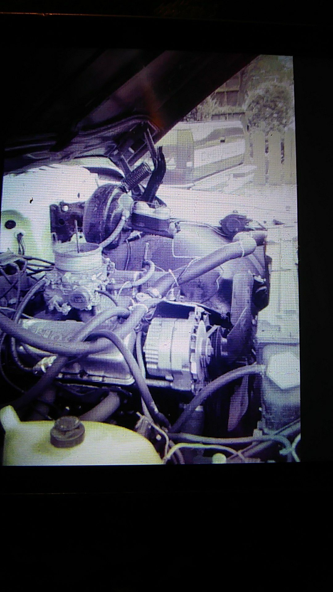 69 chevy 400 h. Corevette motor with lots of extras