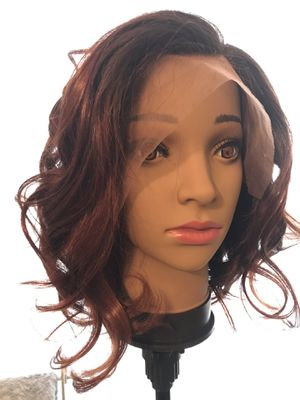 Human Hair wig Auburn and black with lace frontal for Sale in Mesa, AZ