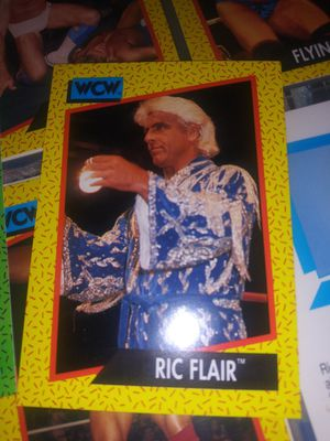 WCW trading cards 1991 for Sale in Stratford, CT