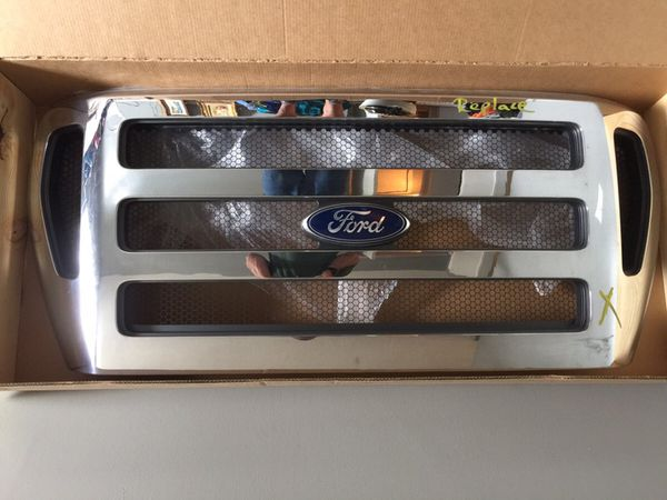 ford     chrome grille   sale  indianapolis  offerup