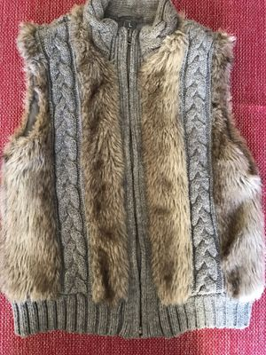ZARA Kids Vest Girl Size Large 10-12 for Sale in Alexandria, VA