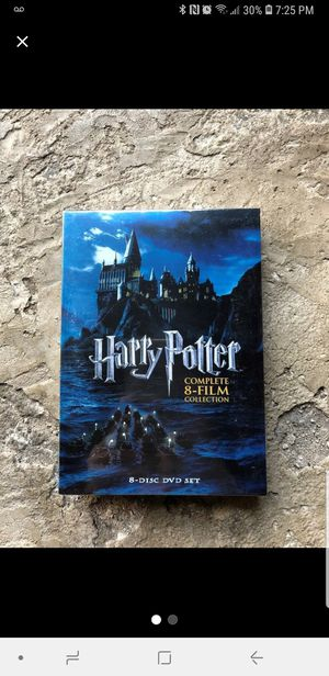 Harry POTTER all movies for Sale in Silver Spring, MD