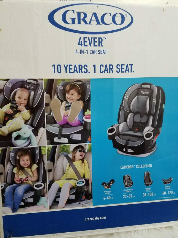 Graco 4Ever All In One Convertible Car Seat Baby Kids San Francisco CA