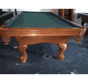 American Heritage Quest Pool Table For Sale In Miami Lakes FL OfferUp - American heritage oak pool table