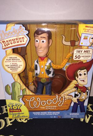 Toy story Signature Collection Woody for Sale in Lawrence Township, NJ