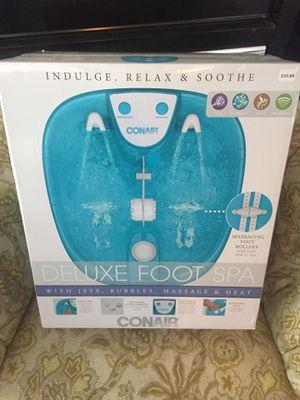 Foot spa for Sale in Fairfax, VA