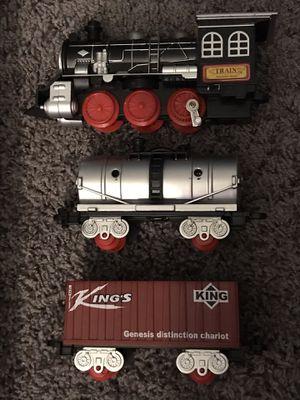 Photo Toy train