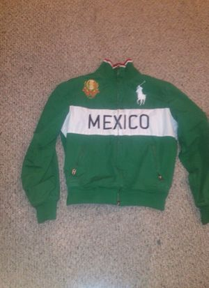 Big Pony Polo Ralph Lauren Mexico Jacket for Sale in Rockville, MD