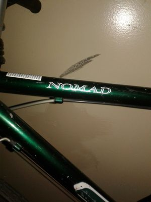 NOMAD street bike 21 speed 26inc 50 $ it cost 500$ new must pick up in Washington D.C. southeast for Sale in Washington, DC