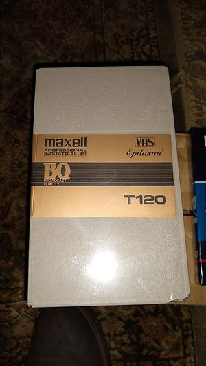Vhs tapes for Sale in St. Louis, MO