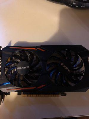 GTX 1050 from gigabyte 105$ for Sale in Easley, SC