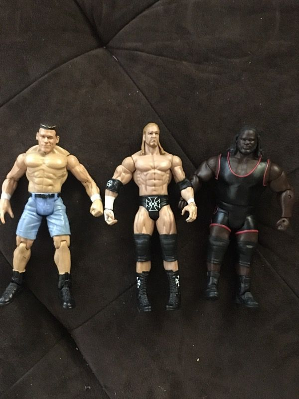 Wwe Fighters !!!