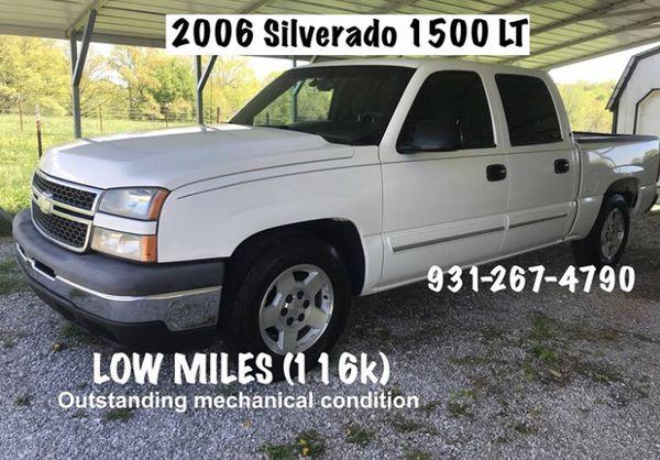 2006 chevy silverado 1500 crew cab