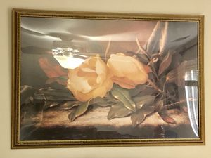 Floral Oversized Wall Decoration. for Sale in Ashburn, VA