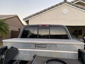 Photo Husky Truck Bed Toolbox