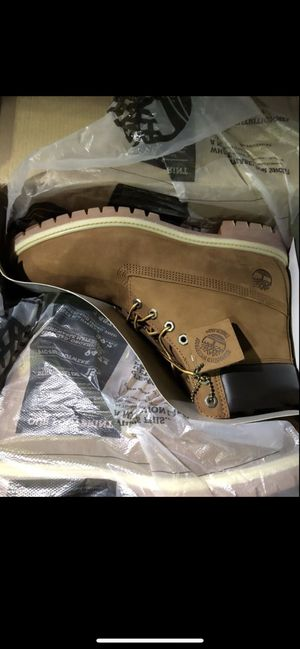 Timberland boots men size 12 for Sale in Chicago, IL