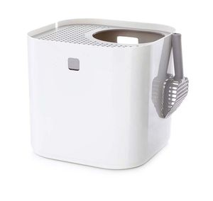 Modkat Top-Entry Litter Box + Litter May (Katch) for Sale in Salt Lake City, UT