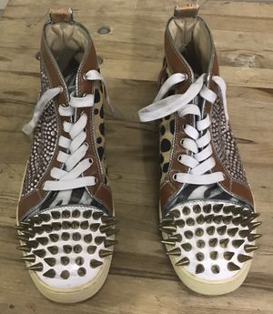 Christian Louboutin shoes size 10 for Sale in Largo, FL