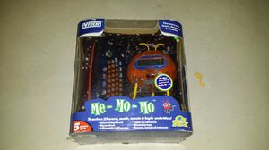 Brand new sealed me mo mo kids electronic game for Sale in Stow, OH