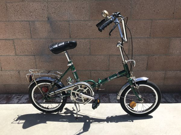 "Vintage Huffy Tourist 16"" folding bike for Sale in Long Beach, CA - OfferUp"