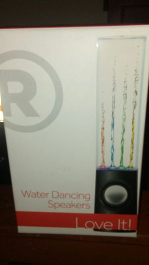 Water speakers for Sale in Santa Monica, CA