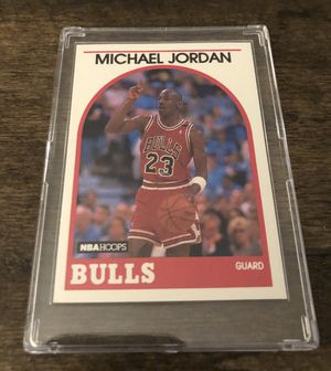 Photo Michael Jordan and Star Player Basketball Card Lot