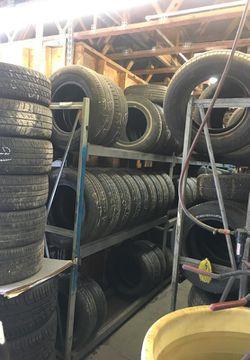 Used tires!!! Thumbnail