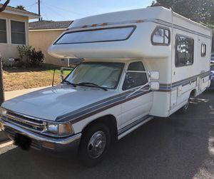 1990 Toyota Americana RV for Sale in Santa Monica, CA