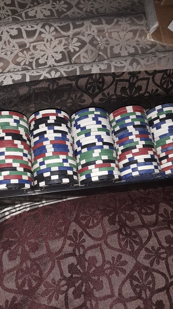 Offerup Las Vegas >> Poker Chip Set 11.5G Poker Chips for Sale in Austin, TX - OfferUp