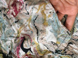 Size small fabric shorts Thumbnail
