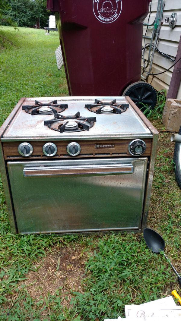 Vintage rv stove for Sale in Hudson, NC - OfferUp